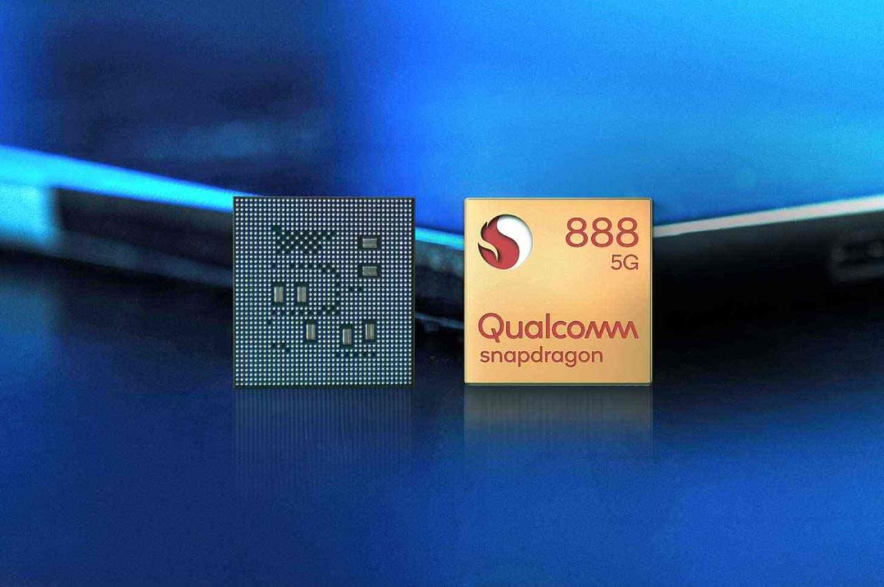 qualcomm snapdragon 888 chipset