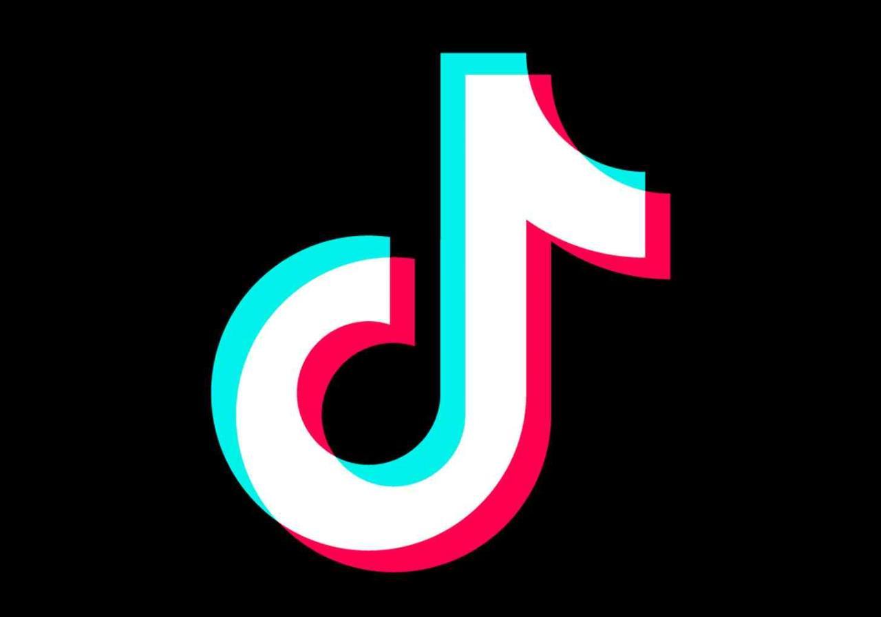 tiktok app logotipo