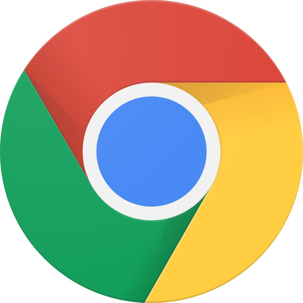 google chrome logotipo app