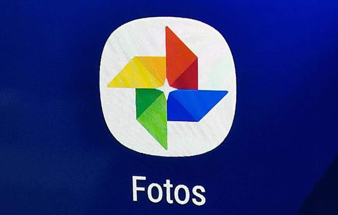 google fotos logotipo app