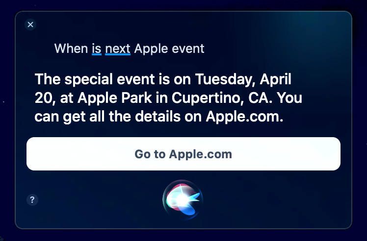 apple evento 20 abril