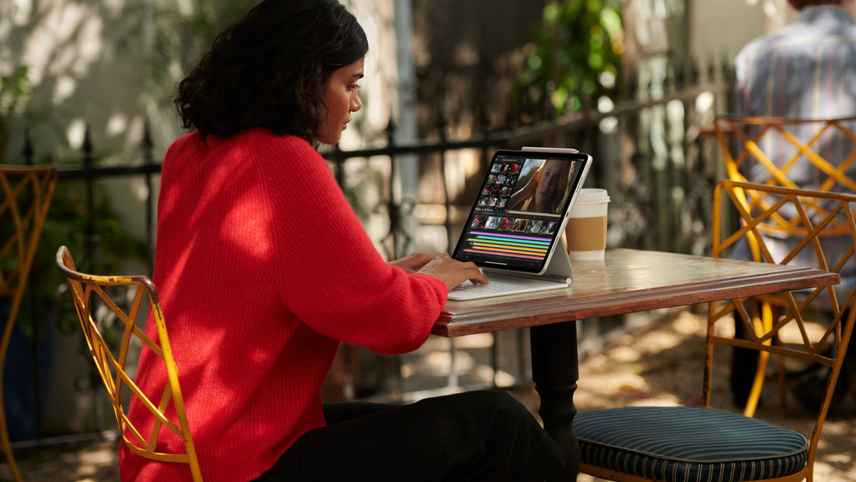 Novo iPad Pro da Apple surpreende com desempenho de computador
