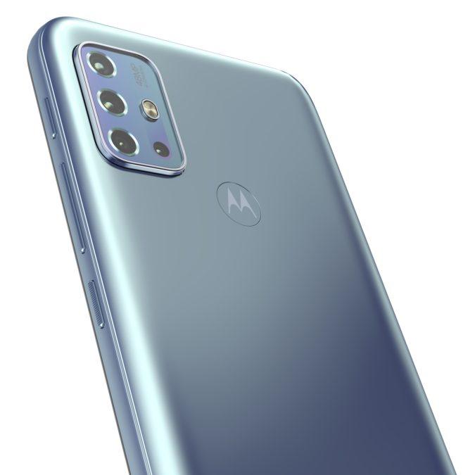 Motorola G20 azul