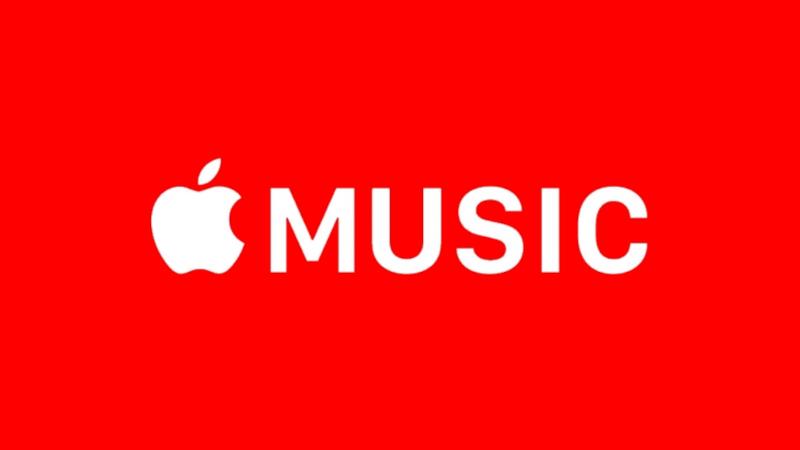 apple music logotipo