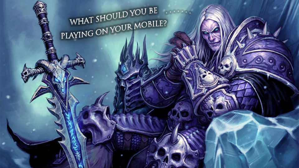 the lich king of world of warcraft game