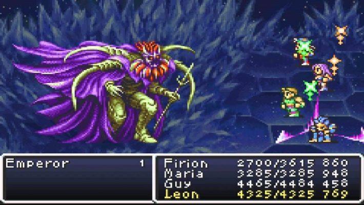 serie Final Fantasy