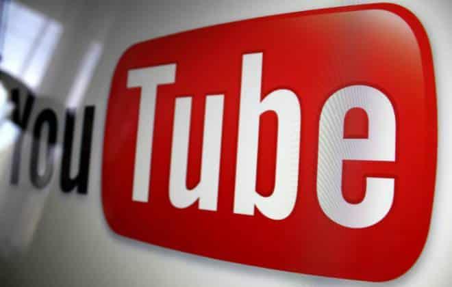 youtube logotipo app