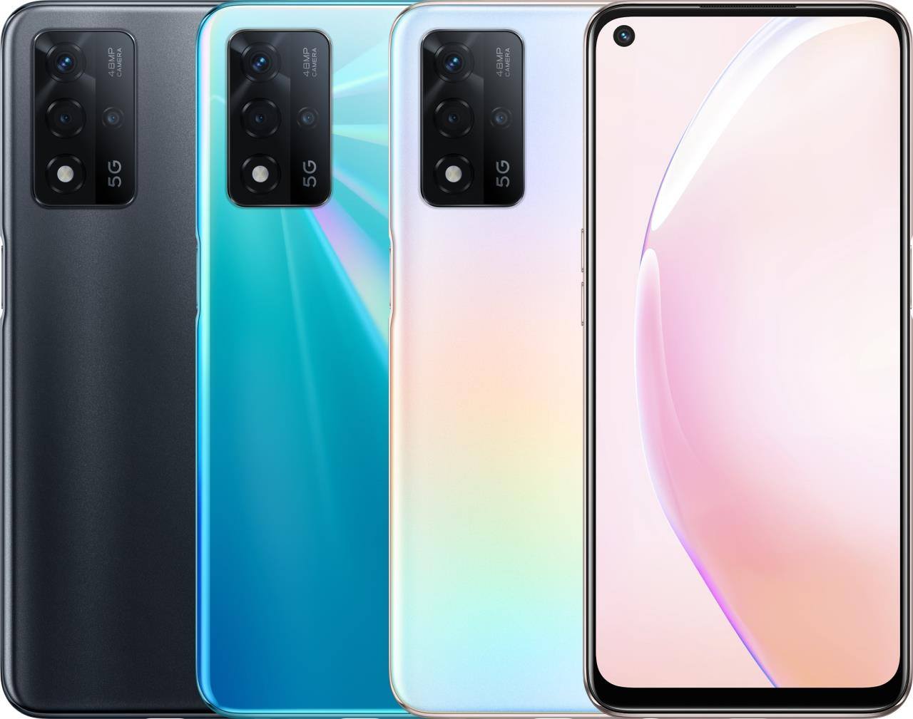 Oppo A93s 5G comes with 90Hz screen, 48MP sensor and Android 11