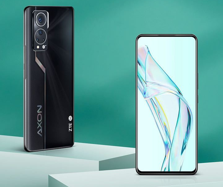ZTE Axon 30 estreia com tela 120Hz, suporte 5G e Android 11