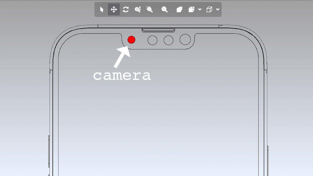 iPhone 13 podría tener FaceID que funciona con mascarilla y gafas borrosas