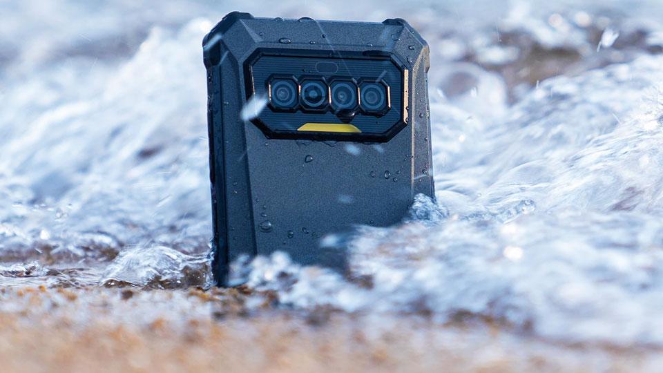 iiiF150 R2022 a prova da água