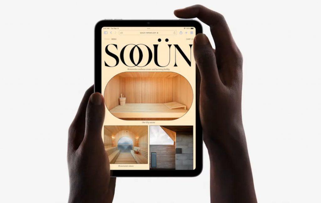 Apple iPad mini (6ª geração)
