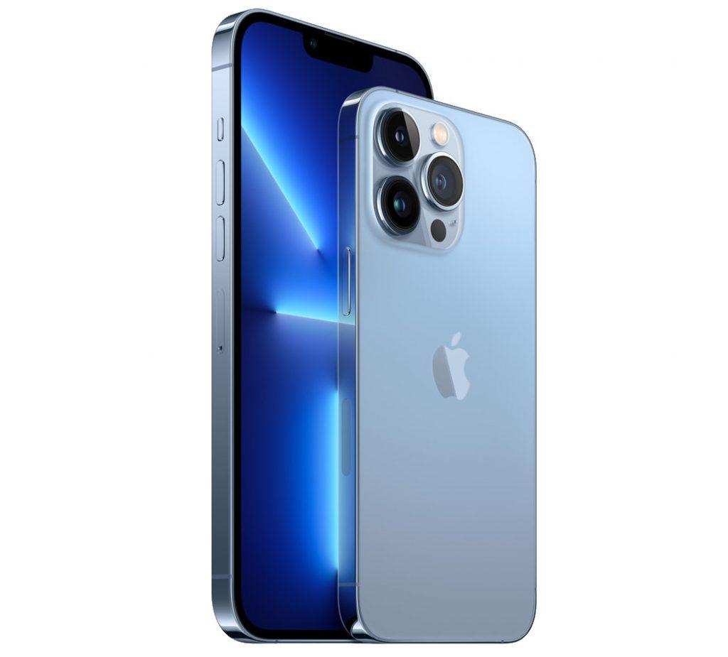 iPhone 13 Pro e 13 Pro Max