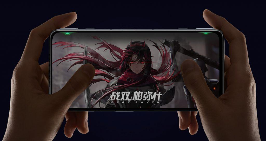 Black Shark anuncia un nuevo smartphone para juegos con una pantalla de 144Hz